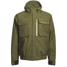 Redington Stratus III Jacket - Waterproof (For Men) in Green Drake - Closeouts