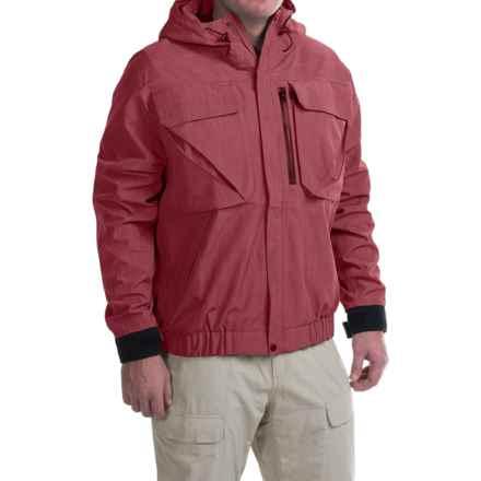 Redington Stratus III Jacket - Waterproof (For Men) in Redwood - Closeouts