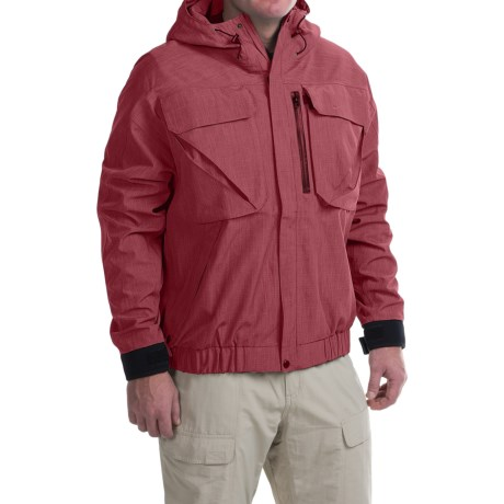 Redington Stratus III Jacket - Waterproof (For Men) in Redwood