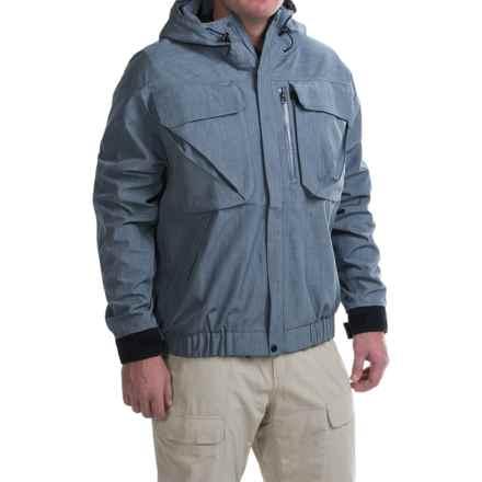 Redington Stratus III Jacket - Waterproof (For Men) in Spray - Closeouts