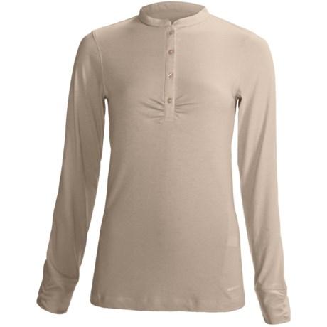 Redington Streamlet Shirt - UPF 30+, Long Sleeve (For Women) in Dune