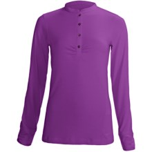 Redington Streamlet Shirt - UPF 30+, Long Sleeve (For Women) in Rhododendron - Closeouts