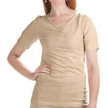 Redington Streamlet Shirt - UPF 30+, Short Sleeve (For Women) in Dune - Closeouts