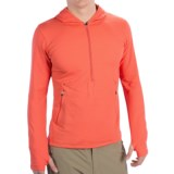 Redington Taylor River Hoodie Pullover - UPF 30+, Zip Neck, Long Sleeve (For Men)