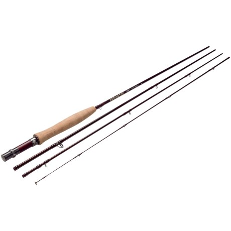 Redington Tempt Fly Fishing Rod with Tube - 4-Piece in See Photo