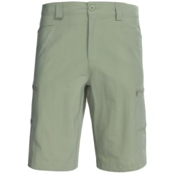 Redington Tideland Shorts - UPF 30+ (For Men) in Light Khaki