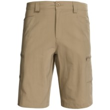 Redington Tideland Shorts - UPF 30+ (For Women) in Light Khaki - Closeouts