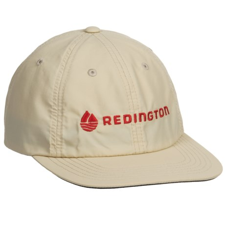 Redington Travel Baseball Cap (For Men) in Sand
