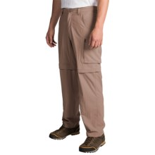 Redington Versi Pants - UPF 30+, Convertible (For Men) in Adams Tan - Closeouts