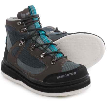 Redington Willow River Wading Boots - Felt Sole (For Women) in Basalt/Charcoal - Closeouts
