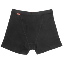 RedRam by Icebreaker Boxer Briefs - Merino Wool (For Men) in Black - Closeouts