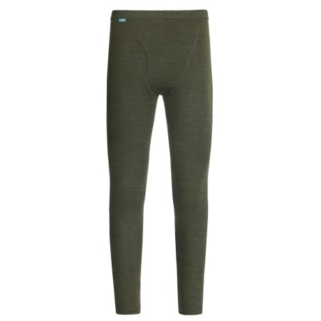 RedRam by Icebreaker Merino Wool Leggings - Base Layer (For Men) in Camo