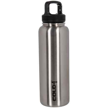 Reduce Cold-1 Hitch Vacuum Insulated Water Bottle - 40 oz., Stainless Steel in Stainless - Closeouts