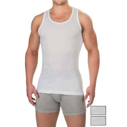 Reebok A-Shirt - 3-Pack (For Men) in White - Closeouts
