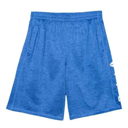 Reebok Active Cationic Jersey Shorts (For Big Boys) in Hydro Blue - Closeouts