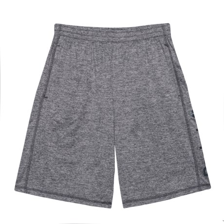 Reebok Active Cationic Jersey Shorts (For Big Boys) in Pepper