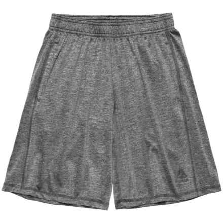 Reebok Active Essentials Shorts (For Big Boys) in Pepper - Closeouts