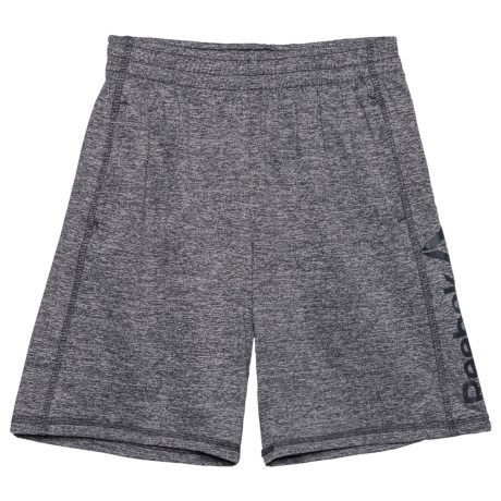 Reebok Active Jersey Shorts (For Little Boys) in Pepper