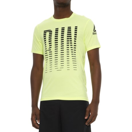 Reebok Active OSR T-Shirt -Short Sleeve (For Men) in Elefla