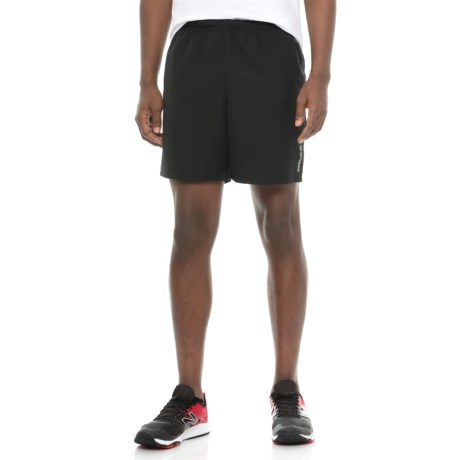 "Reebok Athletic Shorts - 7"" (For Men) in Black"