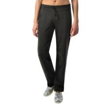 Reebok Bala Straight Pants (For Women) in Black - Closeouts