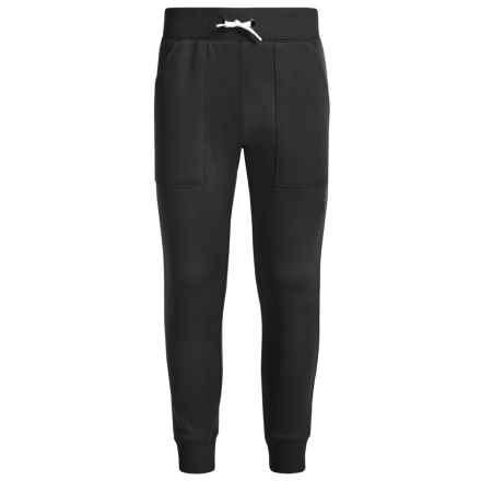 Reebok Chill Joggers (For Big Boys) in Black - Closeouts