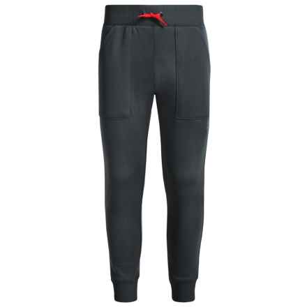 Reebok Chill Joggers (For Big Boys) in Slate Grey - Closeouts