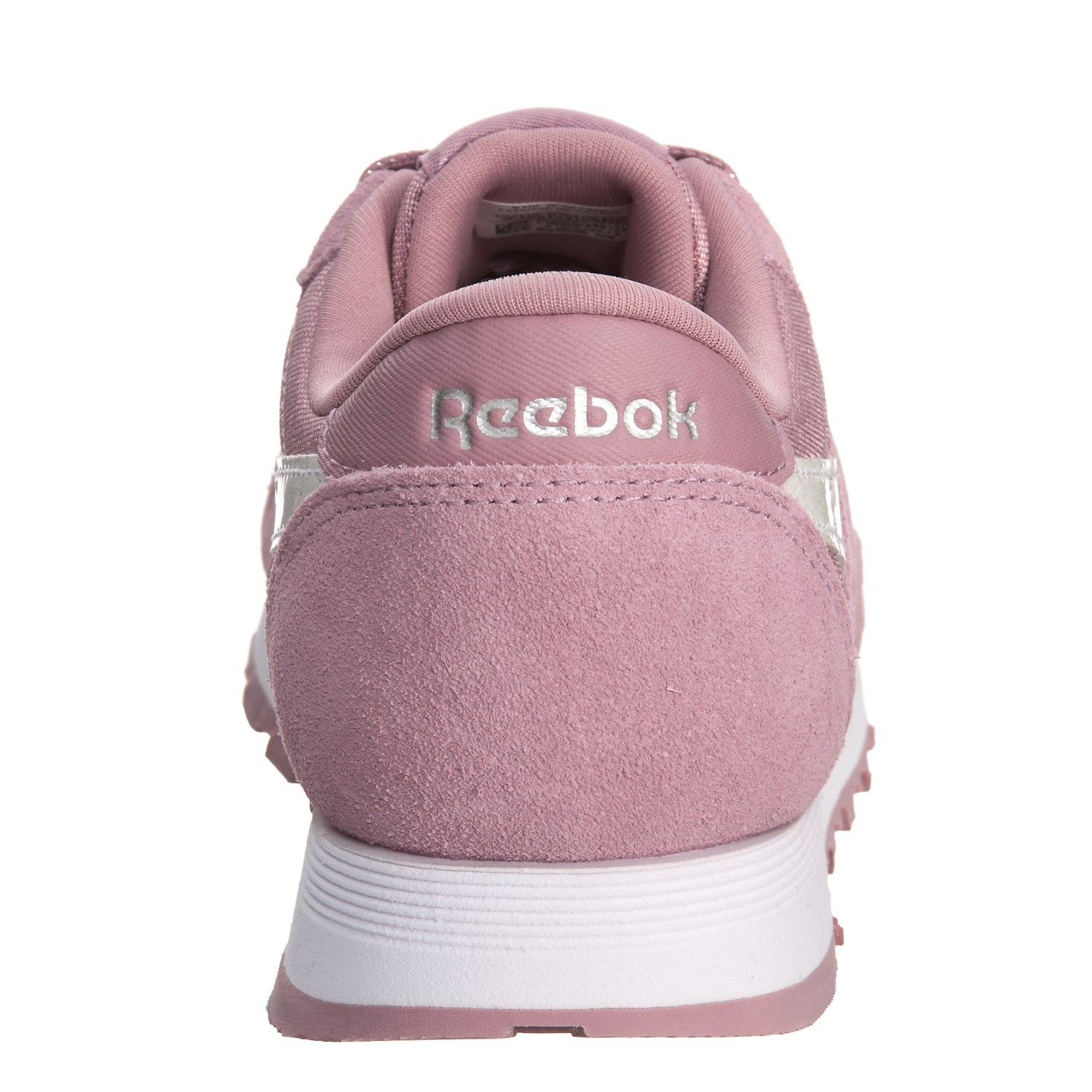 11bbde2b644 Reebok Classic Suede-Nylon Sneakers (For Little and Big Girls ...