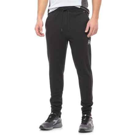 Reebok Commuter Joggers (For Men) in Black - Closeouts