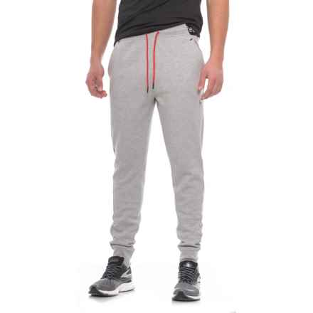 Reebok Commuter Joggers (For Men) in Grey Heather - Closeouts
