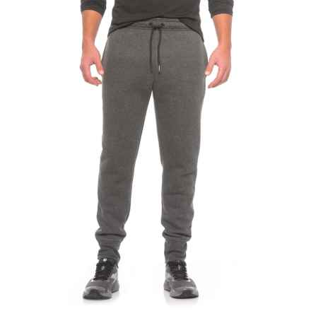 Reebok Core Jogger Pants (For Men) in Charcoal Heather - Closeouts