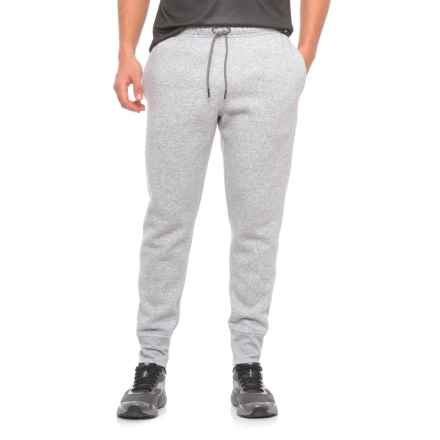 Reebok Core Jogger Pants (For Men) in Grey Heather - Closeouts