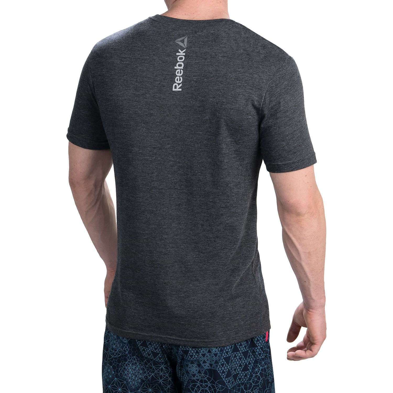 Reebok crossfit graphic t shirt for men save 43 for Reebok crossfit t shirts