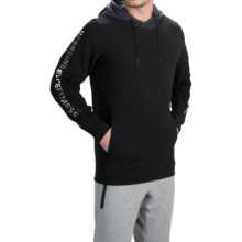 Reebok CrossFit® Hoodie - Slim Fit (For Men) in Black - Closeouts