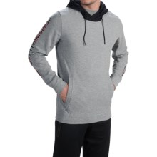 Reebok CrossFit® Hoodie - Slim Fit (For Men) in Medium Grey Heather - Closeouts