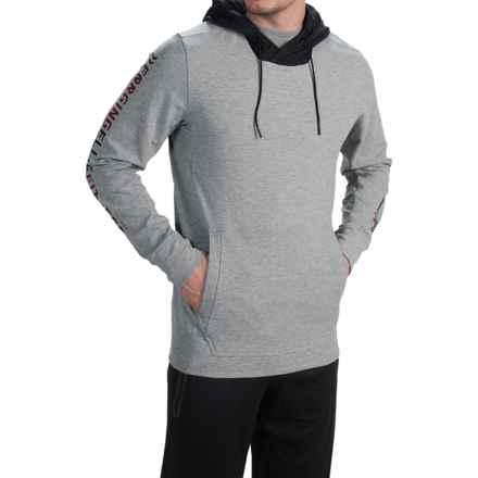 Reebok CrossFit® Hoodie - Slim Fit (For Men) in Medium Grey Heather - Closeouts