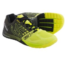Reebok CrossFit® Nano 5.0 Shoes (For Women) in Semi Solar Yellow/Black/Flat Grey - Closeouts