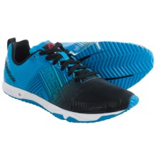 Reebok CrossFit Sprint 2.0 Shoes (For Men) in Black/Cycle Blue/Far Out Blue/White - Closeouts