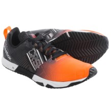 Reebok CrossFit Sprint 2.0 Shoes (For Men) in Black/Electric Peach/Matte Silver/White - Closeouts