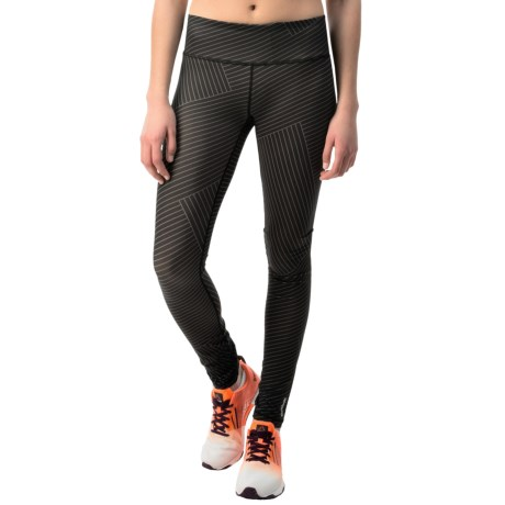 Reebok Crosswalk Lines Leggings For Women