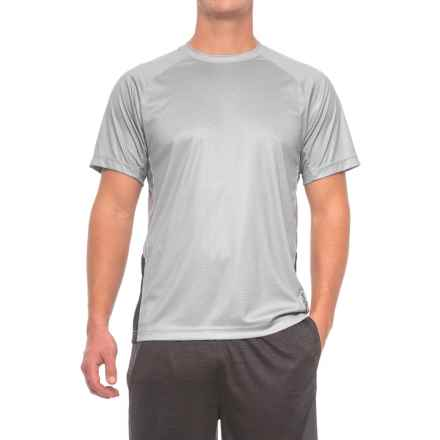 Reebok Defender Shirt - Short Sleeve (For Men) in Alloy - Closeouts
