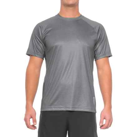 Reebok Defender Shirt - Short Sleeve (For Men) in Quiet Shade - Closeouts