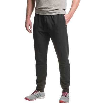 Reebok Double Time Pants (For Men) in Black - Closeouts