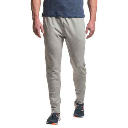 Reebok Double Time Pants (For Men) in Grey Heather - Closeouts