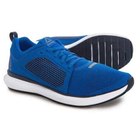 7ba100577462 Reebok Driftium Ride Running Shoes (For Men) in Vital Blue Collegiate Navy