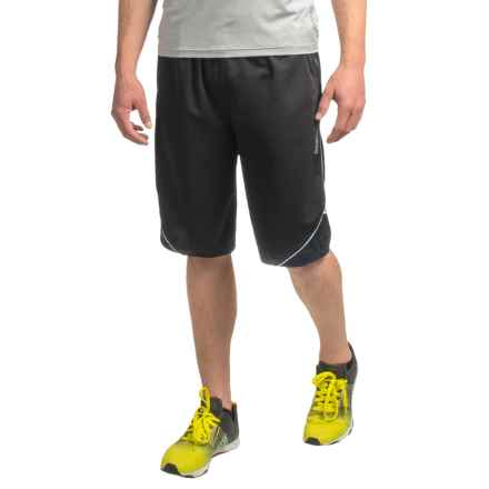 Reebok Duncan Shorts (For Men) in Black - Closeouts