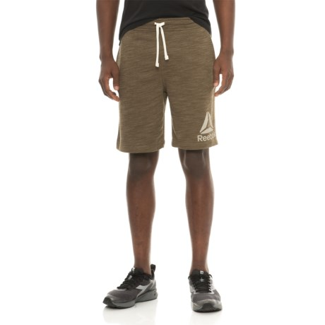 Reebok El Prime Group Shorts (For Men) in Army Green
