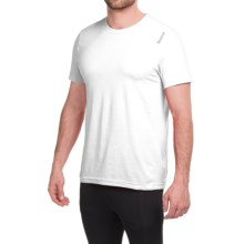 Reebok Elements Classic T-Shirt - Short Sleeve (For Men) in White - Closeouts