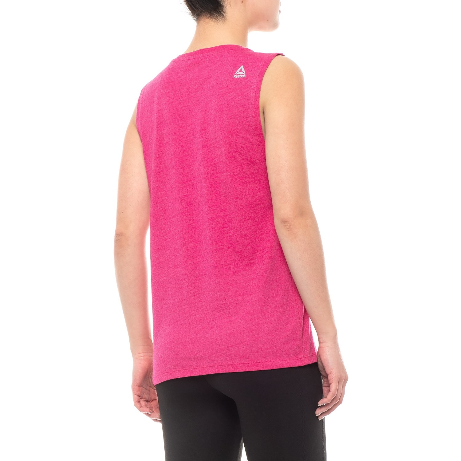 01c3b304 Reebok Essential Delta Tank Top (For Women) - Save 53%