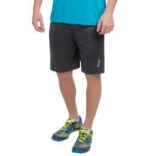 Reebok Fireball Shorts (For Men) in Black Heather - Closeouts